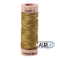Aurifil Cotton Embroidery Floss, 2910 Medium Olive