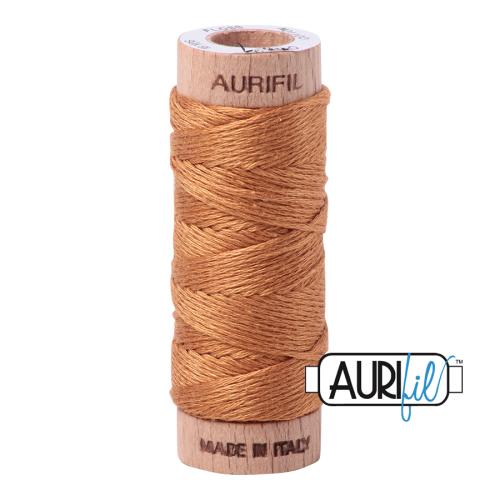 Aurifil Cotton Embroidery Floss, 2930 Golden Toast