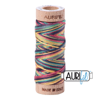 Aurifil Cotton Embroidery Floss, 3817 Marrakesh