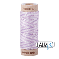 Aurifil Cotton Embroidery Floss, 3840 French Lilac
