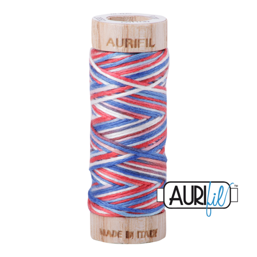 Aurifil Cotton Embroidery Floss, 3852 Liberty