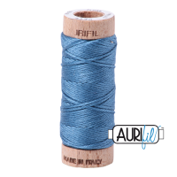 Aurifil Cotton Embroidery Floss, 4140 Wedgewood