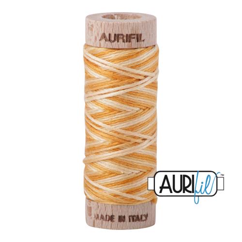 Aurifil Cotton Embroidery Floss, 4150 Creme Brule