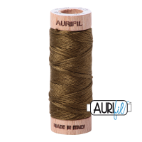Aurifil Cotton Embroidery Floss, 4173 Dark Olive