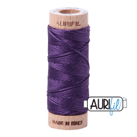 Aurifil Cotton Embroidery Floss, 4225 Eggplant