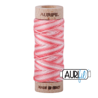 Aurifil Cotton Embroidery Floss, 4250 Flamingo