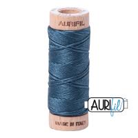 Aurifil Cotton Embroidery Floss, 4644 Smoke Blue