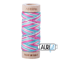 Aurifil Cotton Embroidery Floss, 4647 Berrylicious
