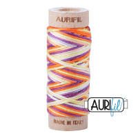 Aurifil Cotton Embroidery Floss, 4648 Desert Dawn