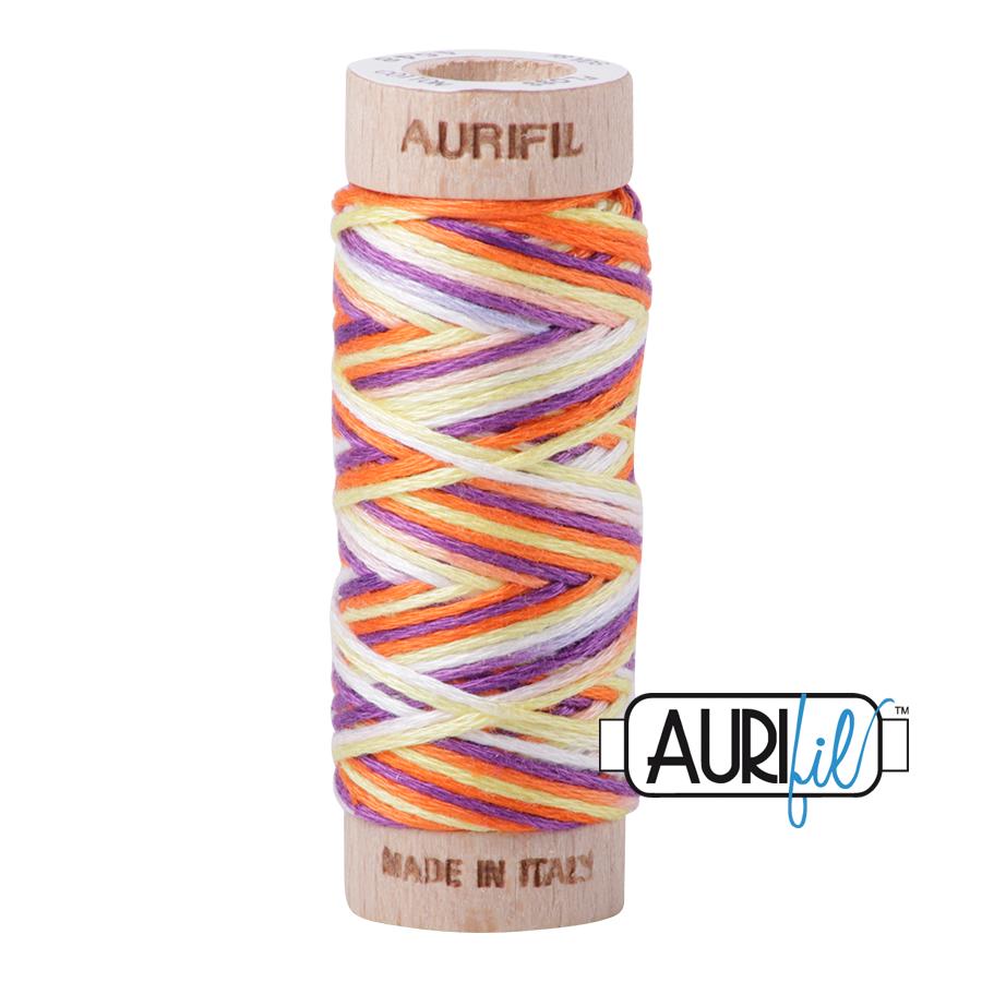 Aurifil Cotton Embroidery Floss, 4648 Desert Dawn