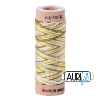 Aurifil Cotton Embroidery Floss, 4653 Spring Prairie