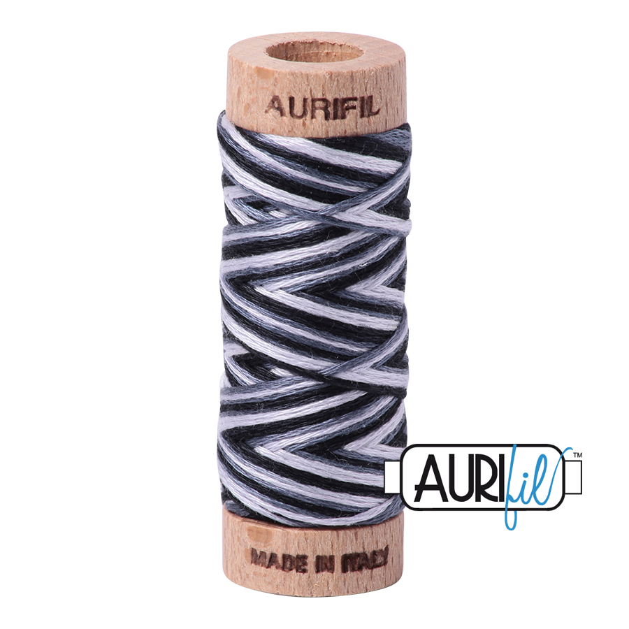 Aurifil Cotton Embroidery Floss, 4664 Stonefields