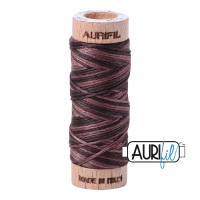 Aurifil Cotton Embroidery Floss, 4671 Mocha Mousse
