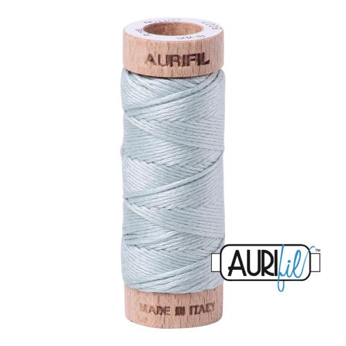 Aurifil Cotton Embroidery Floss, 5007 Light Grey Blue