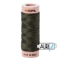 Aurifil Cotton Embroidery Floss, 5012 Dark Green