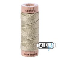 Aurifil Cotton Embroidery Floss, 5020 Light Military Green