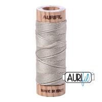 Aurifil Cotton Embroidery Floss, 5021 Light Grey