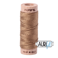 Aurifil Cotton Embroidery Floss, 6010 Toast