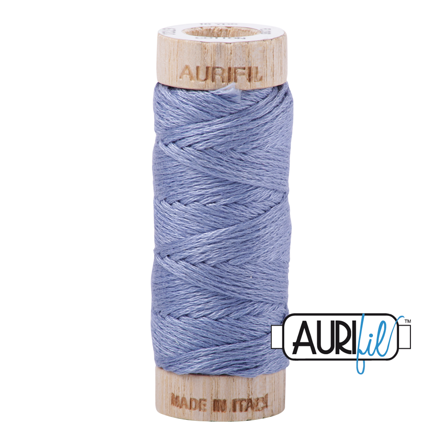 Aurifil Cotton Embroidery Floss, 6720 Slate