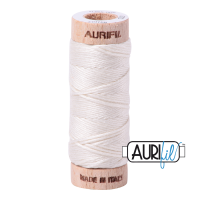 Aurifil Cotton Embroidery Floss, 6722 Sea Biscuit