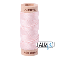 Aurifil Cotton Embroidery Floss, 6723 Fairy Floss