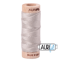 Aurifil Cotton Embroidery Floss, 6725 Moondust