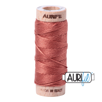 Aurifil Cotton Embroidery Floss, 6728 Cinnabar