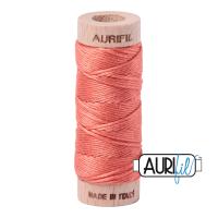 Aurifil Cotton Embroidery Floss, 6729 Tangerine Dream