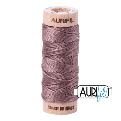 Aurifil Cotton Embroidery Floss, 6731 Tiamisu
