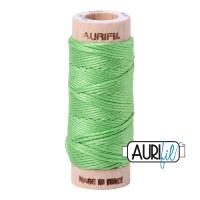 Aurifil Cotton Embroidery Floss, 6737 Shamrock Green