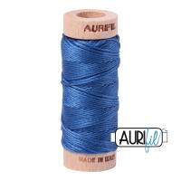 Aurifil Cotton Embroidery Floss, 6738 Peacock Blue
