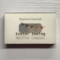 Beginner's Essentials by Exeter Sewing Machine Company - Aurifil Cotton 50wt