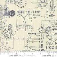 Moda - Modern BG More Paper  - 1672- 17