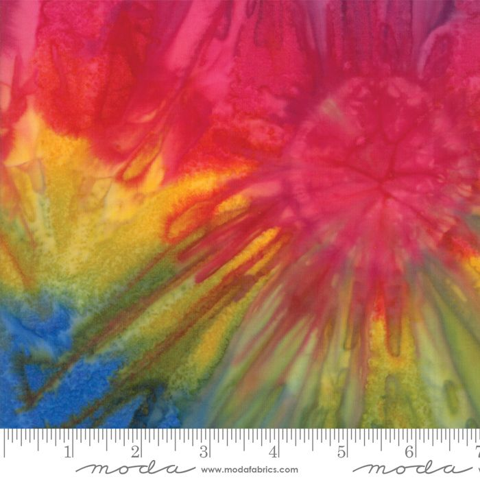 Moda - Parfait Batiks - Rainbow - No. 4351 28