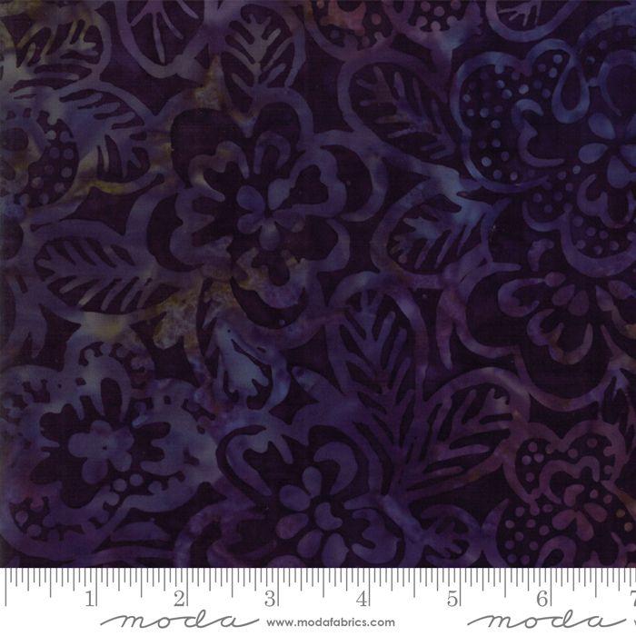 Moda - Parfait Batiks - Blackberry - No. 4351 35