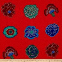 Corsage - Scarlet - PWGP149SCARL - Kaffe Fassett Collective