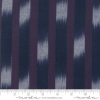 Moda - Boro Wovens - Dark Indigo No. 12560 36 (Dark Blue)