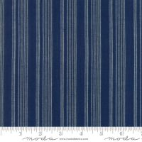 Moda - Boro Wovens - Indigo No. 12560 19 (Dark Blue)
