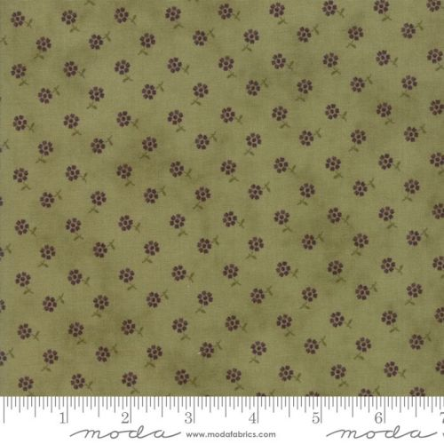 Moda - Sweet Violet - No. 2226 13 (Light Green)