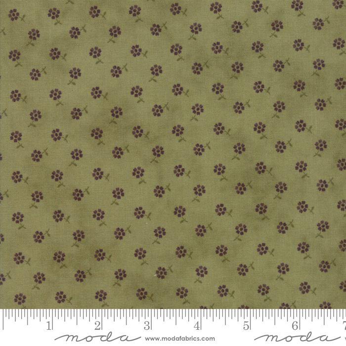 Moda - Sweet Violet - No. 2226 13 (Light Green)