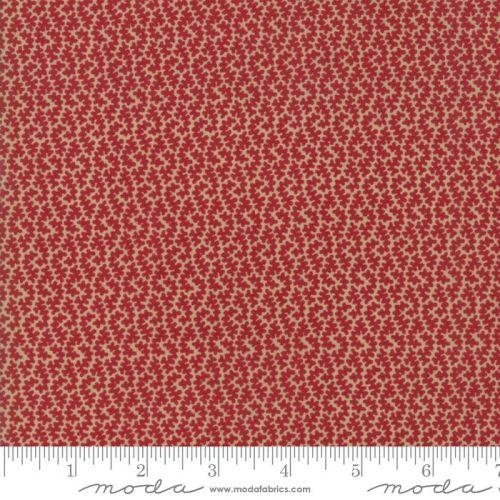 Moda - Vive La France  - 13838 11 (Red)