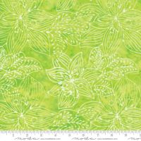 Moda - Calypso Batiks - No. 27258-130 (Light Green)