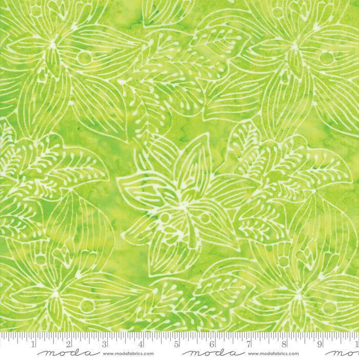 Moda - Calypso Batiks - No. 27258-130 (Light Green)