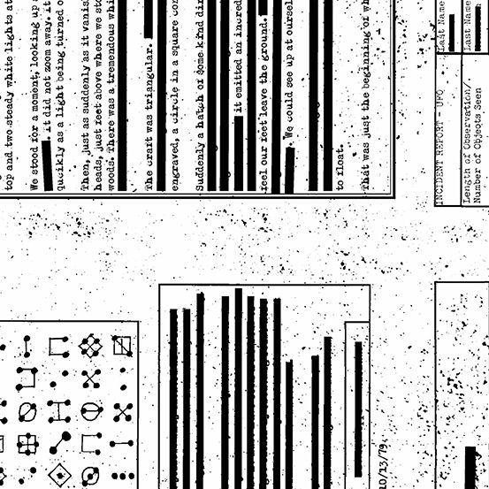Giucy Giuce - Declassified - A-9244-L (Achromatic) PRE-ORDER