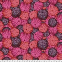 Kaffe Fassett Collective - Sea Urchins - Red - PWPJ100.RED