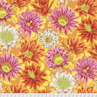 Kaffe Fassett Collective - Philip Jacobs - Cactus Flower - PWPJ096 YELLOW