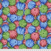 Kaffe Fassett Collective - Sea Urchins - Multi - PWPJ100.MULTI