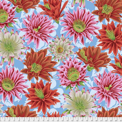 Kaffe Fassett Collective - Philip Jacobs - Cactus Flower - PWPJ096 MULTI