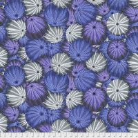Kaffe Fassett Collective - Sea Urchins - Grey - PWPJ100.GREY