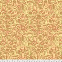 Kaffe Fassett Collective  - Onion Rings - Melon - PWBM070.MELON